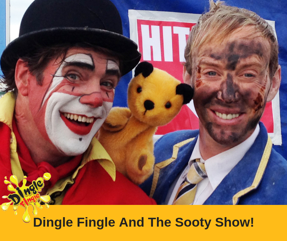 Dingle Fingle And The Sooty Show