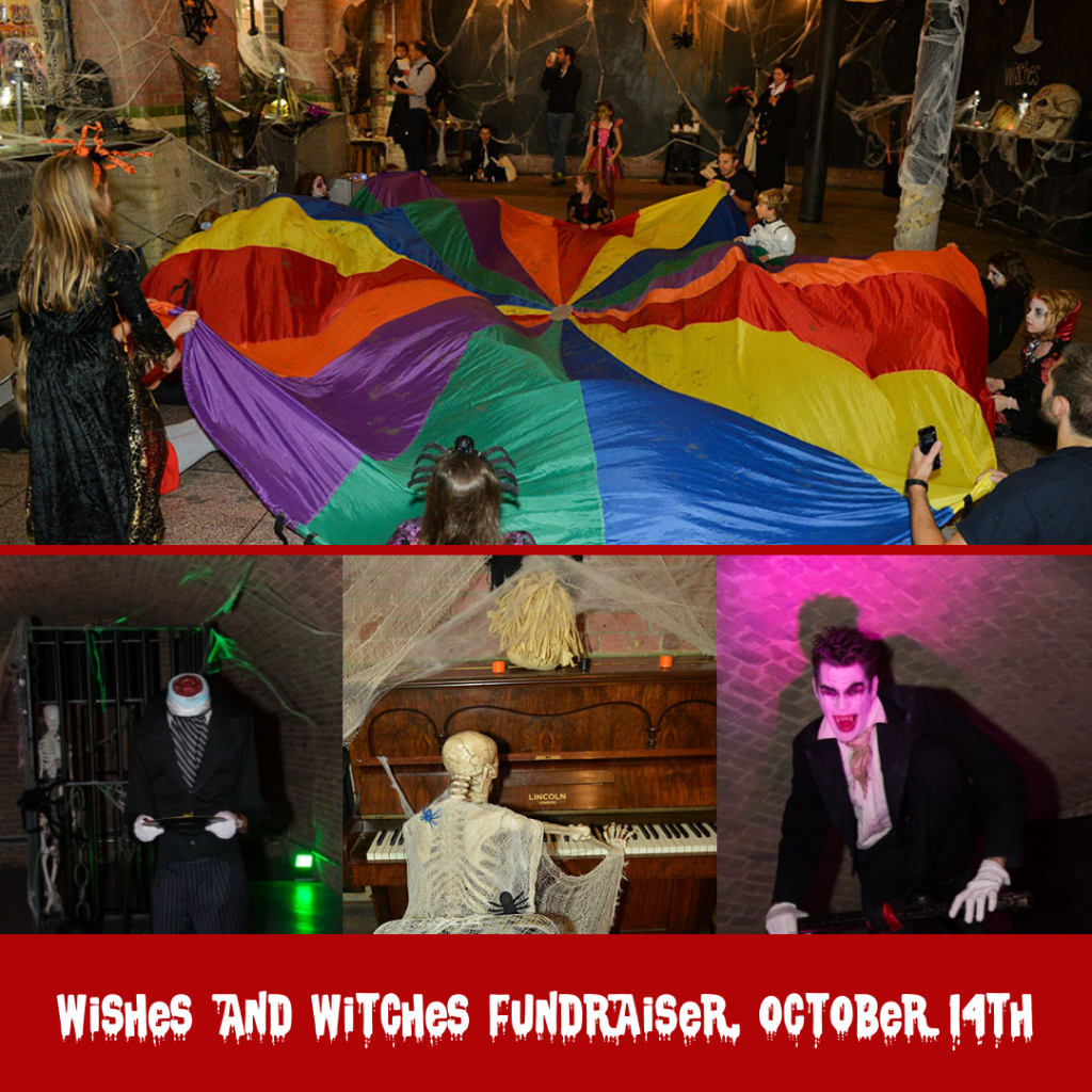 Wishes And Witches Fundraiseroctober 14th