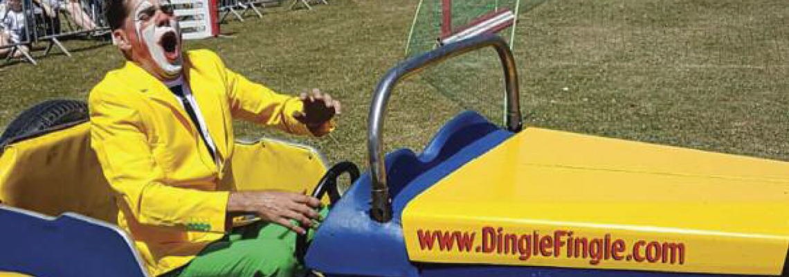 DingleFingle is Elstree and Borehamwood Festival Highlights