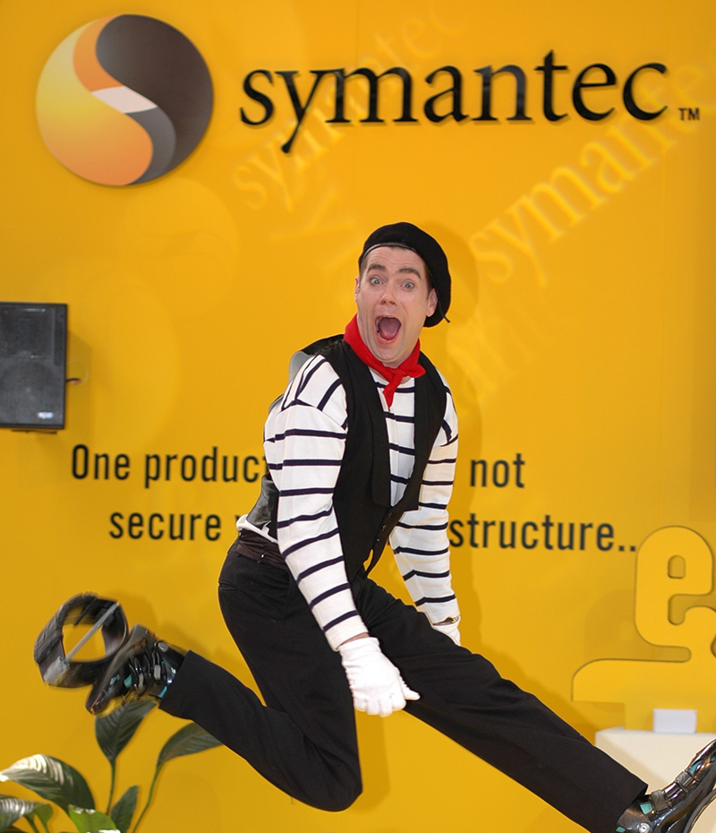 Dingle Fingle Jump Symantec