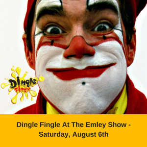 Dingle Fingle At The Emley Show