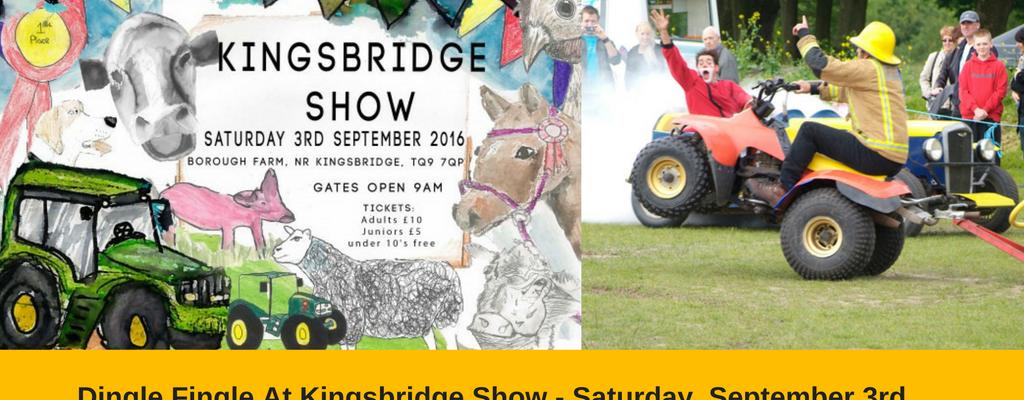 Dingle Fingle At Kingsbridge Show